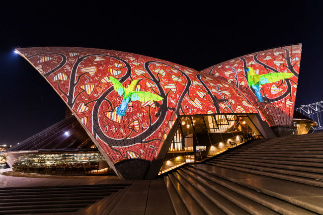 Badu Gili showcase at Sydney Opera House