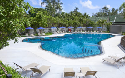 OZO Phuket Main Pool