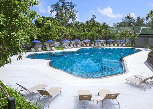 OZO Phuket Main Pool
