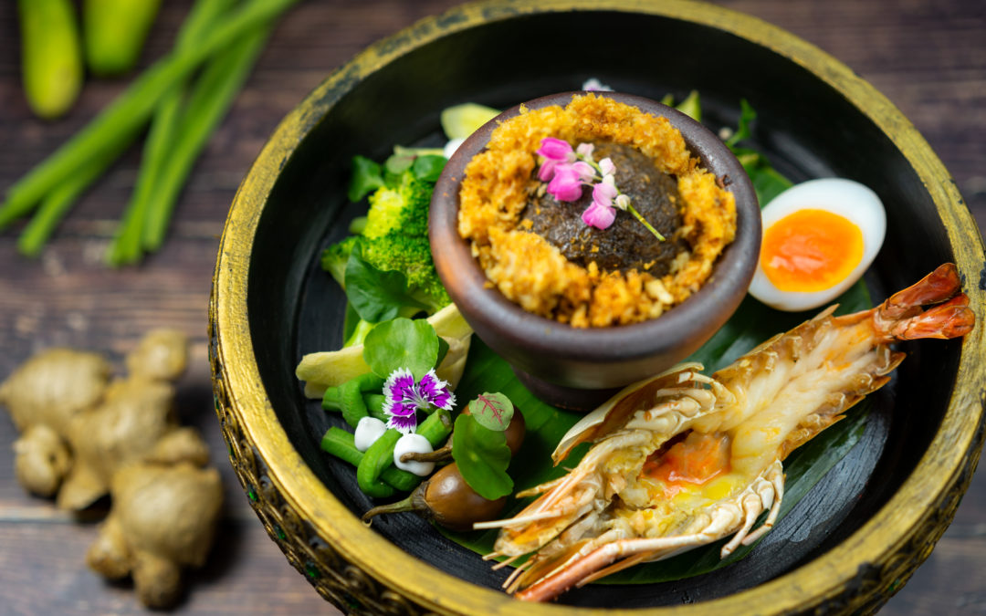 The Plantation Club, Phuket's award-winning modern Thai restaurant introduces NEW dishes