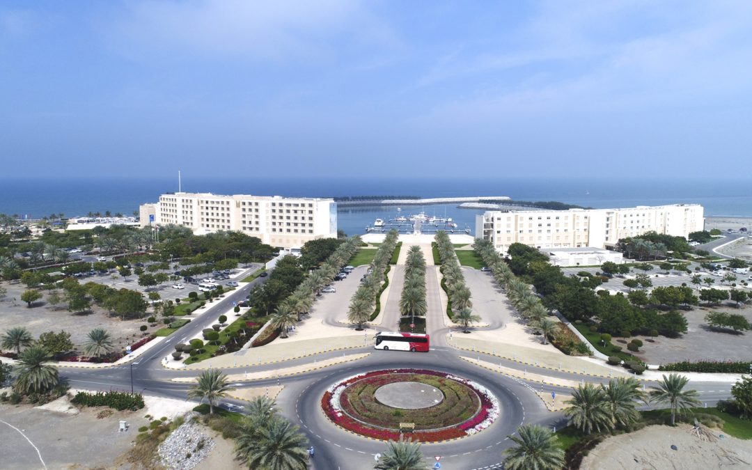 Millennium Resort Mussanah's Renovation