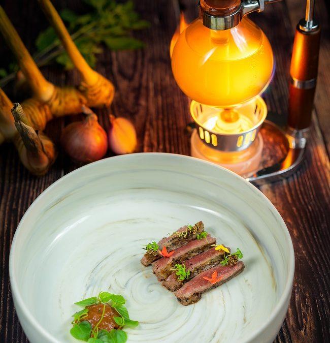 NEW dishes at Phuket's award-winning modern Thai restaurant