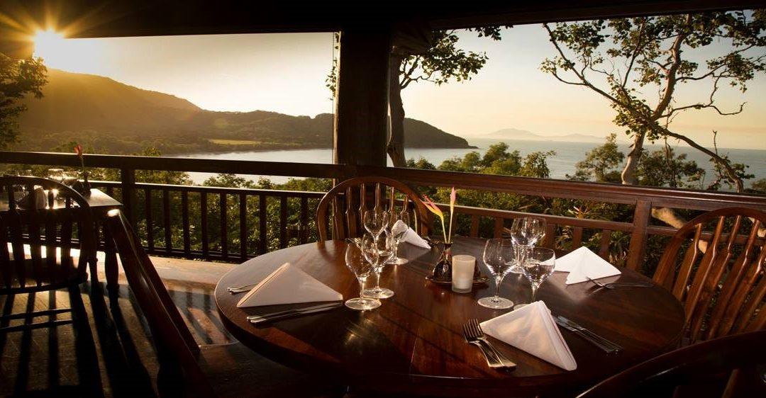 Thala Beach Nature Reserves open-sided Osprey's Restaurant