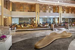 ONYX Group hotel lobby