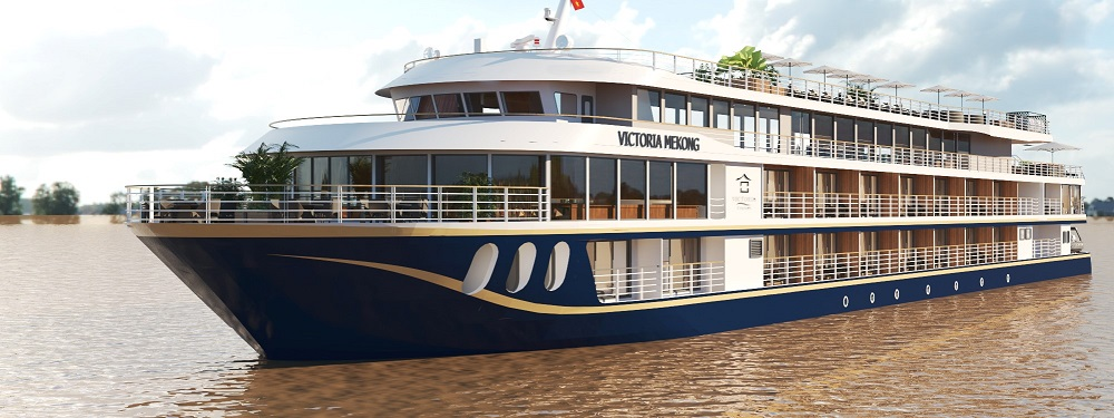 Victoria Mekong Cruise Launches December 11th!