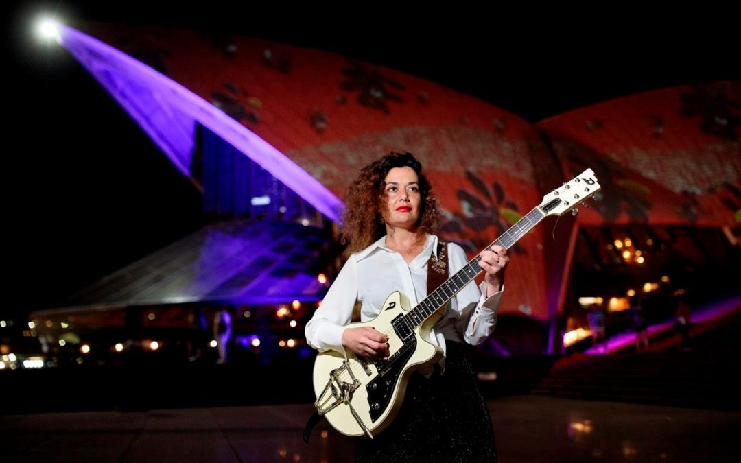 Sydney Opera House launches Badu Gili LIVE
